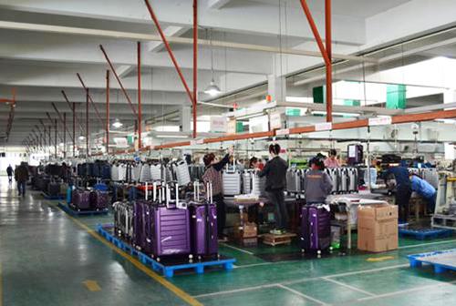箱包厂经理选择胤祥缝纫线的原因,缝纫线生产厂家