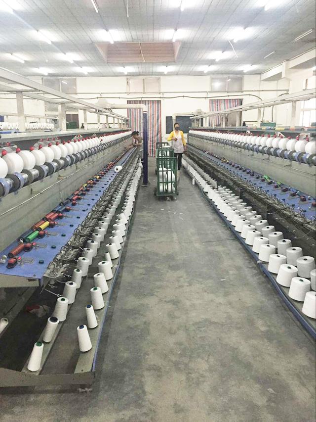 缝纫线生产设备
